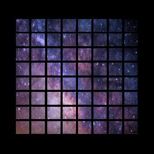 weltall Milchstraße Planeten