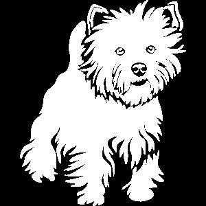 "West Highland Terrier ""Black Edition"""