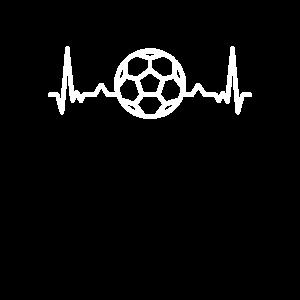 Herzschlag Herz Puls Pulsschlag Fussball