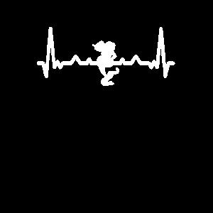 Herzschlag Herz Puls Pulsschlag Meerjungfrau