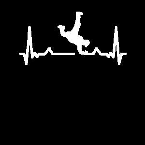 Herzschlag Herz Puls Pulsschlag Tänzer
