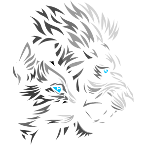 Cat and Lion Tribal