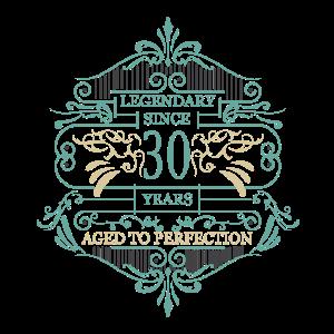 30 Geburtstag Gereift zur Perfektion