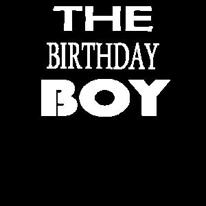 Der Geburtstagsjunge