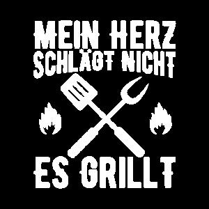 Grillsaison Grillen Lustiges Grillmeister Geschenk