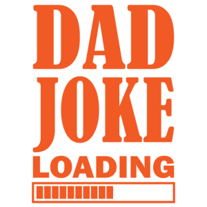 Dad joke loading Geschenk