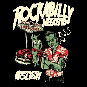 Rockabilly Weekend Vintage Retro Las vegas 50s