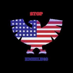 USA -STOP KNEELING