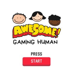 Awesome Gaming Human
