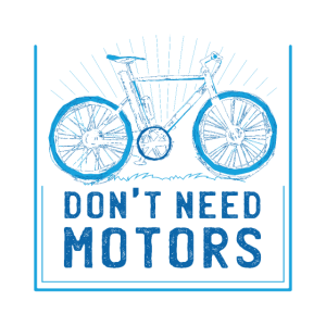 Fahrräder brauchen keinen Motor