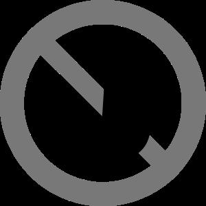 Achtung Stop Warnung Schild kein Zutritt verboten