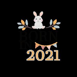 Born in 2021 Geboren 2021