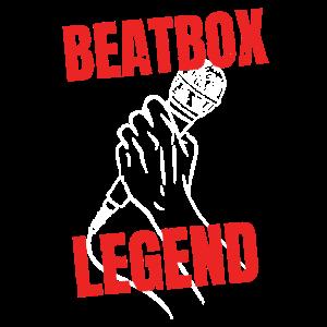 Beatboxing Legende   Beatboxer Beatbox Geschenk