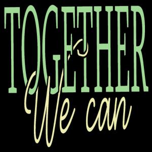 Zusammen können wir
