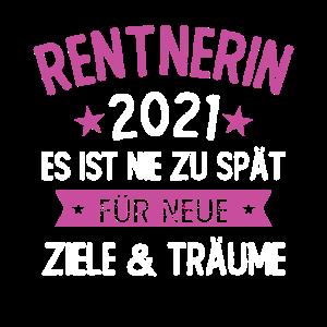 Rentnerin 2021 Ruhestand Lustiges Rentner