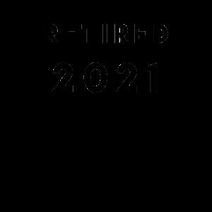 2021 im Ruhestand