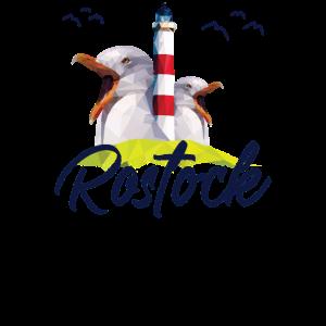 Rostock Hansestadt Rostocker Rostockerin Geschenk