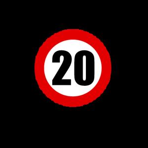 20. Geburtstag Geschenk zum 20 Jahrgang 2001