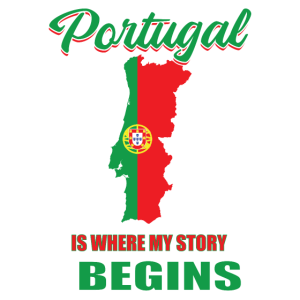 Lissabon Portugal Nationalflagge