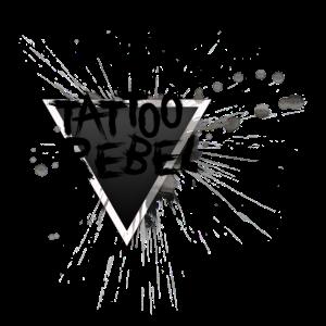 Tattoo Rebel Black Splash