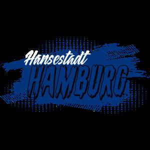 Hansestadt Hamburg Elbe