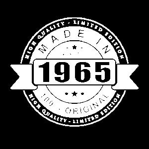 Hergestellt im Jahr 1965