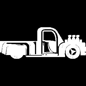 hotrod rockabilly symbol auto