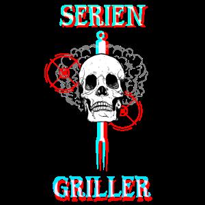 Serien Griller Seriengriller Gasgrill Grillzange
