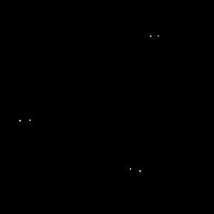 Mutter - Atom mit Babys
