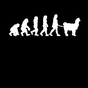 Alpaka Wanderung Evolution Alpaka JGA Team Shirt