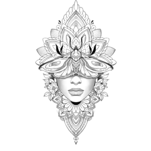 Mandala WOMAN