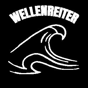 Wellenreiter Welle