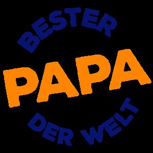 Bester Papa Vatertag Lieblingspapa Vater Statement