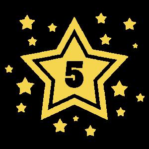 5 Jahre Kinder Geburtstag