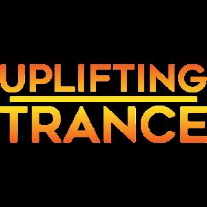 Erhebender Trance-Gradient