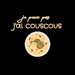 Ich kann nicht Couscous haben