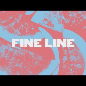 Feine Linie
