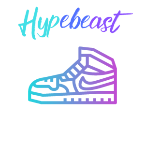 Hyper beast Sneakerhead Flashy Colors Hyped Kicks