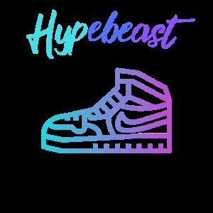 Sneakerhead Flashy Colors Hyped Kicks