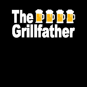 BBQ The Grillfather Bier Grillwettbewerb Geschenk