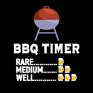 BBQ Timmer Grillen Griller Bier Witz