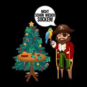 Nicht Wieder Socken für Weihnachtsliebhaber