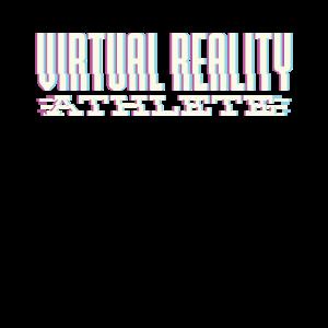 VR Virtual reality athlete