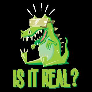 Virtual Reality VR Crocodile Geschenk