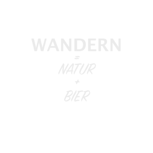 Wandern Bierspruch Wanderspruch Naturliebhaber
