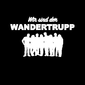 Wandertrupp Wanderspurch Wandergruppe
