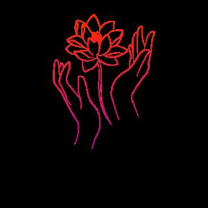 Wunderschön Ästhetische Blumen Minimalistisch