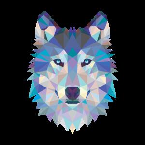 Kopf des Wolfes