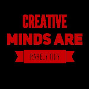 kreativ und chaotisch