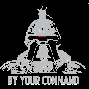 von Ihrem Kommando